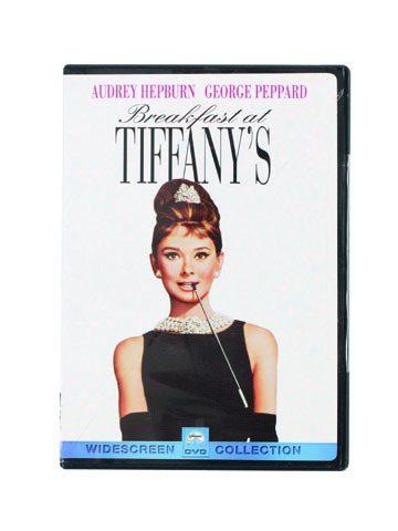 第凡內早餐(Breakfast at Tiffany's,1961)。圖/晨星出...