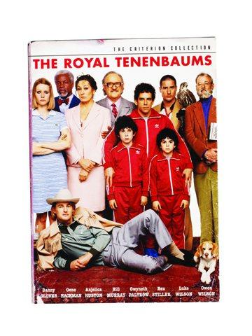 天才一族(The Royal Tenenbaums,2001)。圖/晨星出版