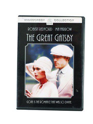 大亨小傳(The Great Gatsby, 1974)。圖/晨星出版