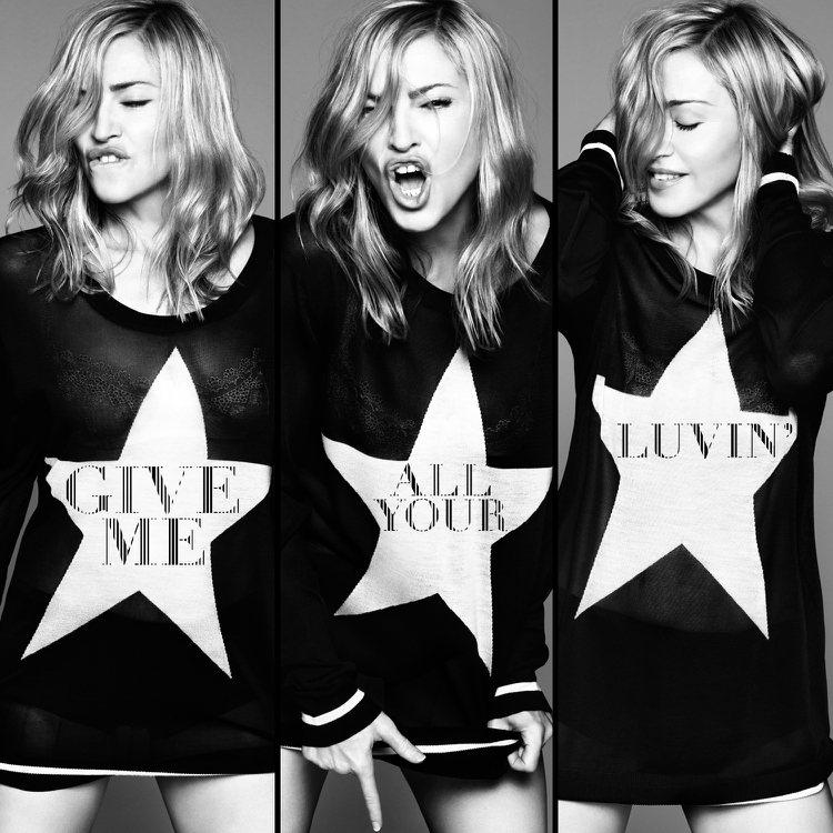 Madonna 瑪丹娜的新專輯《MDNA》全球發行日為3月26日,台灣地區也將於...
