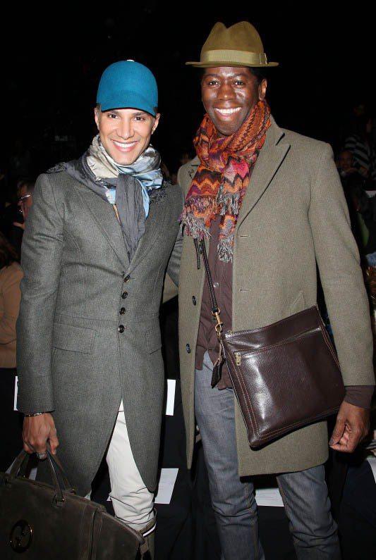 左:Jay Manuel ,右:Miss J。圖/美麗佳人提供