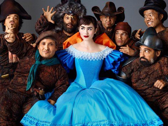 《魔鏡,魔鏡》是今年好萊塢兩部白雪公主改編電影中搶先上映的一部。圖/美麗佳人提供