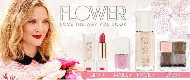 「Flower」系列花費了茱兒芭莉摩不少心血,除了設計之外她也是股東之一。圖/擷...