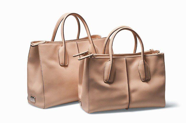 黛安娜王妃生前愛TOD'S包,該包以她為名,命名為D Bag。圖/迪生提供