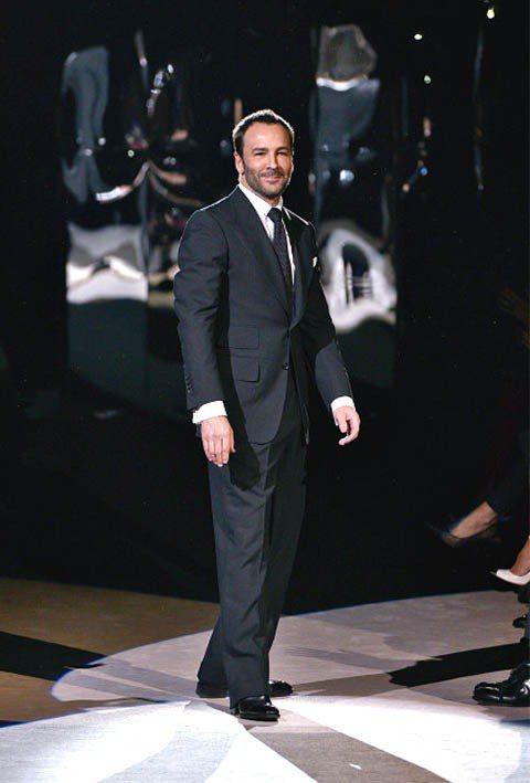 現年50歲的Tom Ford表示,他很欣賞賈斯汀渾然天成的時尚品味和天分,雙方合...