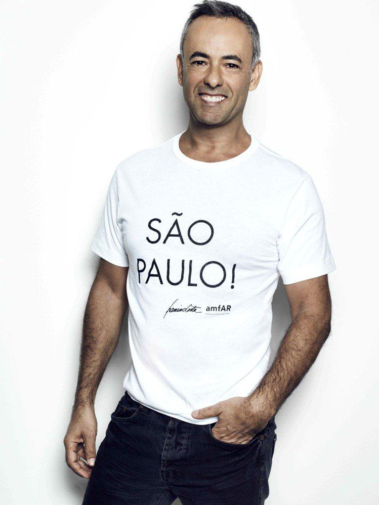 Calvin Klein女裝創意總監Francisco Costa。圖/Calv...