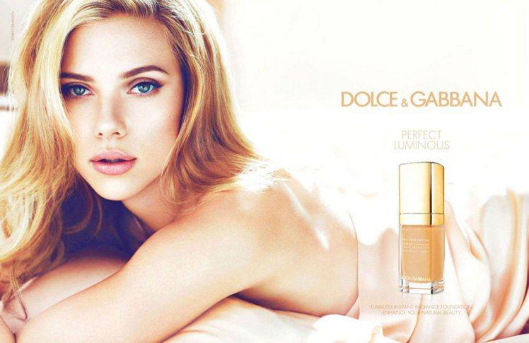 Dolce & Gabbana 2012秋冬彩妝形象照。圖/Dolce & Ga...