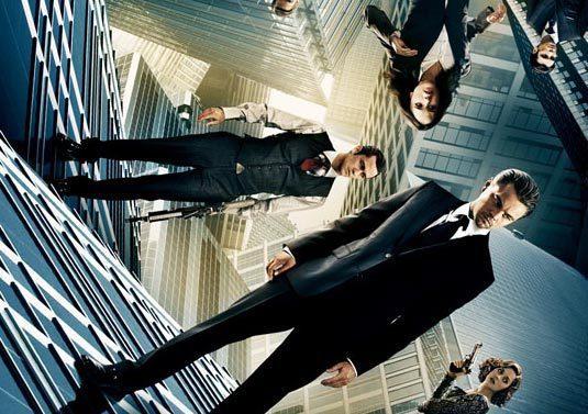 《全面啟動》是李奧納多近年來票房極高的電影。圖/華納提供