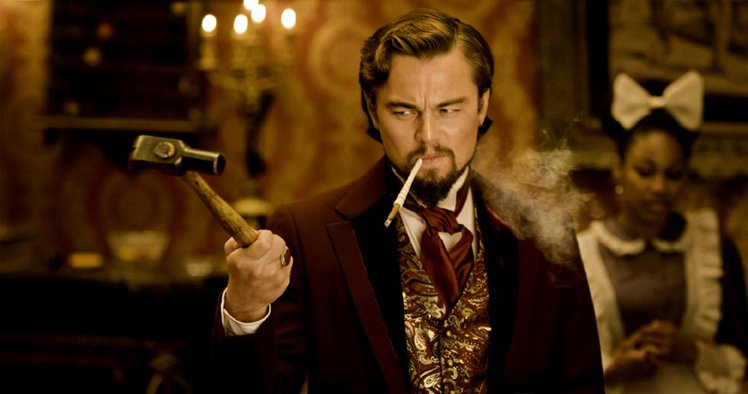 李奧納多在《絕殺令》中飾演反派角色。圖/美聯社
