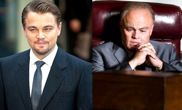 李奧納多在《強艾德格》中飾演前FBI局長強艾德格胡佛,並由年輕演到老。化上老妝的...