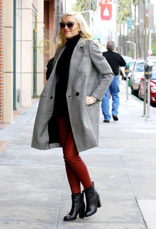 關史蒂芬妮的選鞋品味也受肯定。圖/達志影像