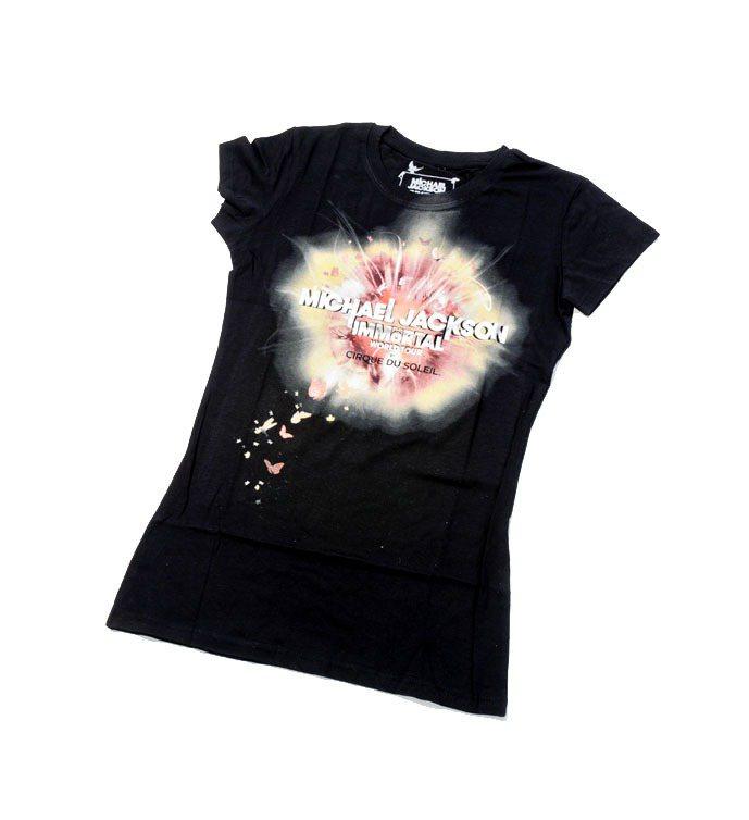 麥可傑克森紀念T恤。記者黃士航/攝影