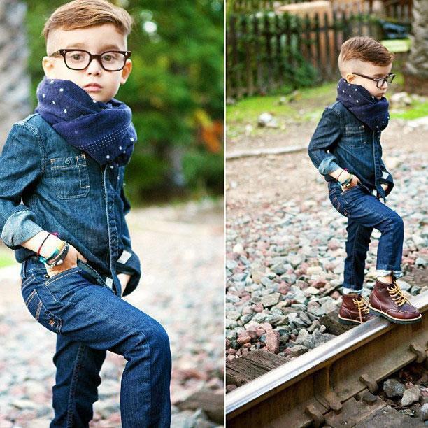 來自美國加州年僅五歲的Alonso Mateo,卻已經成為現在網路上當紅的時尚指...