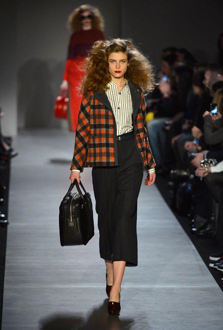 Marc Jacobs的作品優雅實穿。圖/法新社