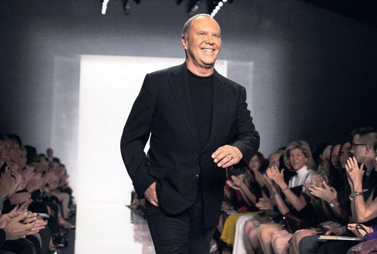 Michael Kors2010年獲美國服裝設計師協會(CFDA)終身成就獎時年...