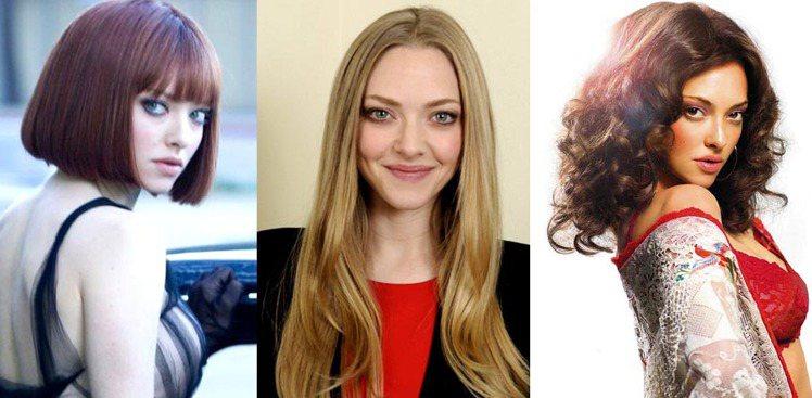 亞曼達塞佛瑞在《鐘點戰》裡戴了鮑伯頭假髮,和金長髮的她形象差很多。最近她在新片《...