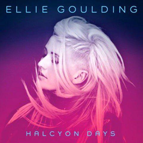 Ellie Goulding新專輯《Halcyon Day》圖/環球唱片提供