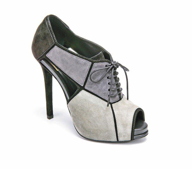 Roger Vivier的Prismick高跟鞋,49,900元。圖/迪生提供