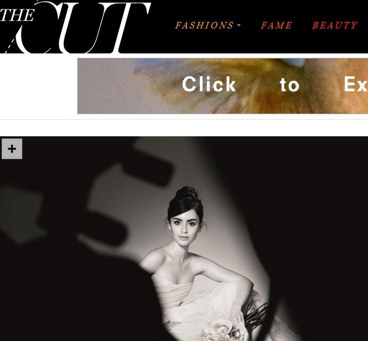莉莉柯林斯(Lily Collins)成為蘭蔻(Lancôme)最新的全球代言人...