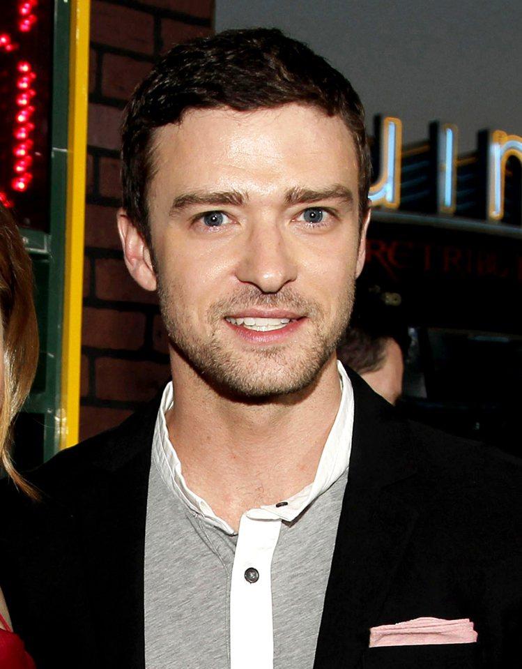 第7名賈斯汀(Justin Timberlake)。圖/美聯社