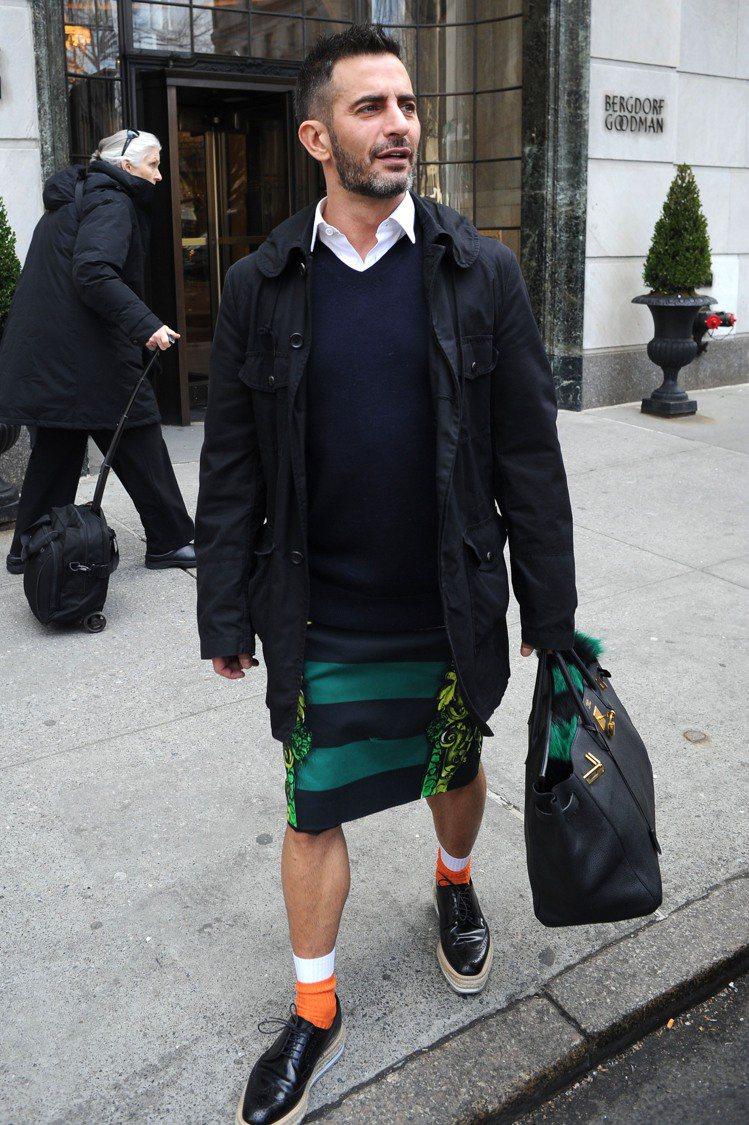 小馬哥(Marc Jacobs)雖然未得獎,卻也將特別表彰獎頒給他的好友凱特摩絲...