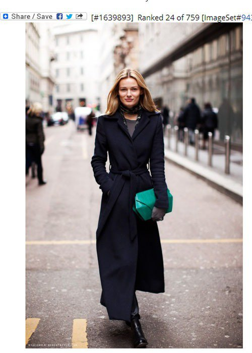 Edita Vilkeviciute 的私服品味和她向來給人的「冷豔狂野」印象有...