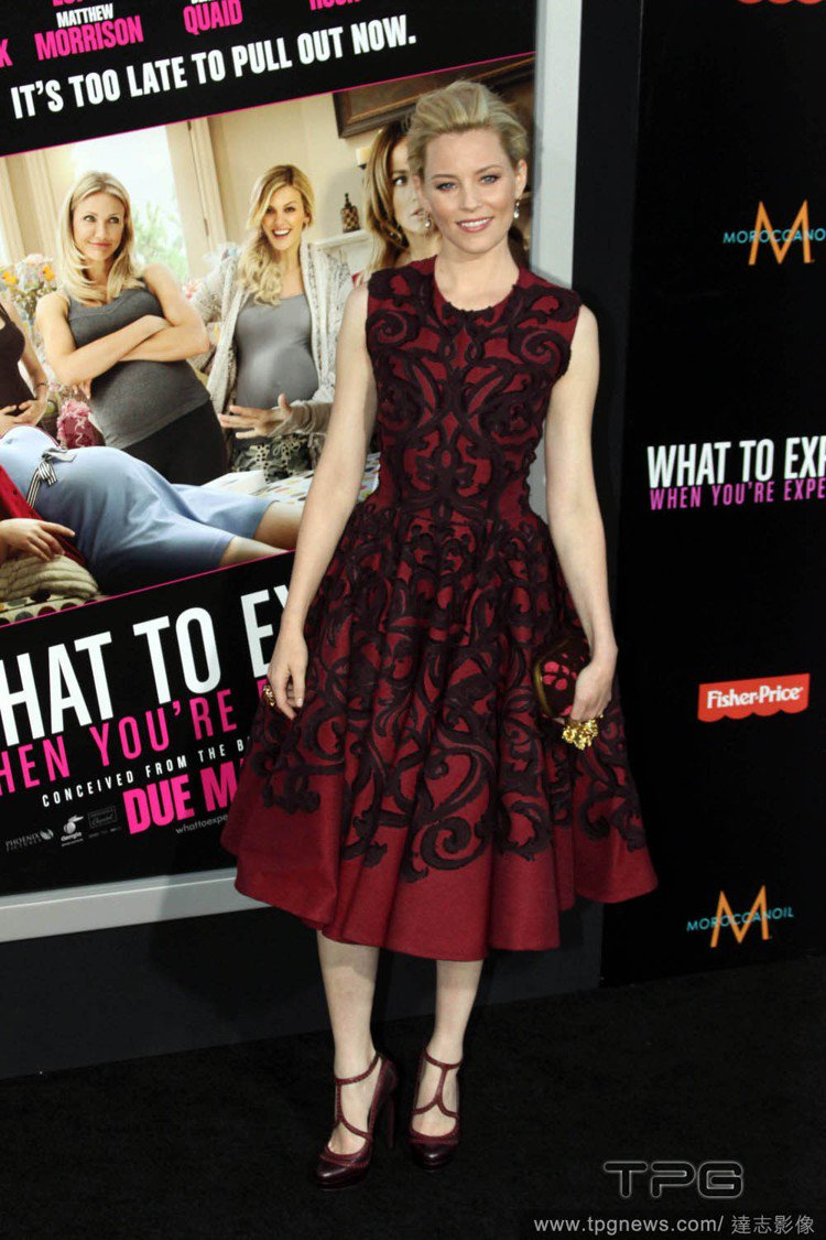 明年就要40歲的伊莉莎白很樂意接受「年齡的事實」,她說:「不需要看起來像 20 ...