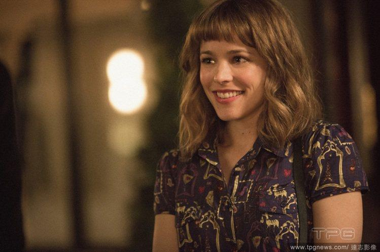 瑞秋麥亞當斯( Rachel McAdams)詮釋過許多愛情片經典角色。圖/達志...