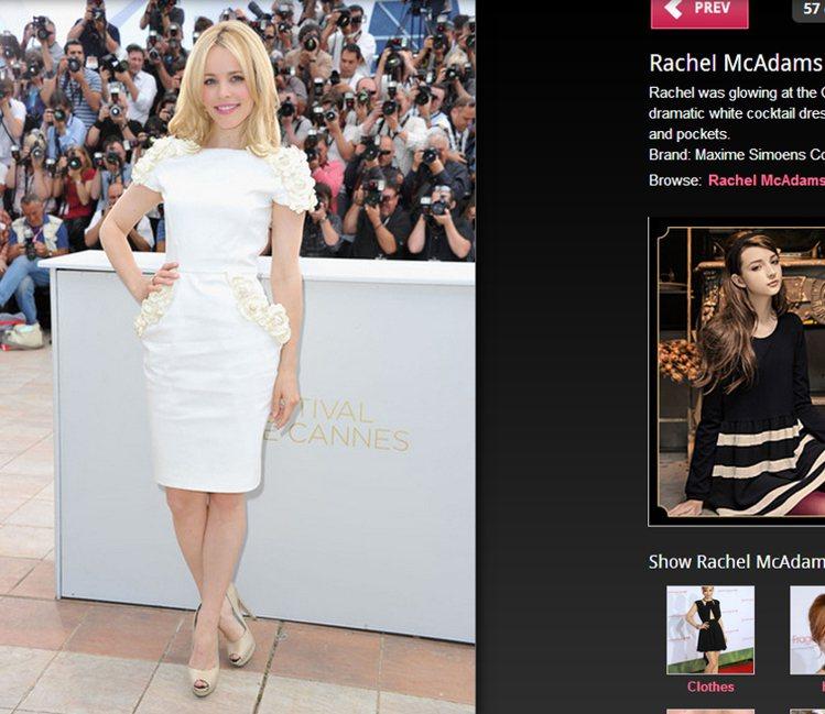 白色連身裙有了純白花朵的點綴,看起來高雅秀麗極了!擺在肩膀與腰旁也顯得小巧精緻,...