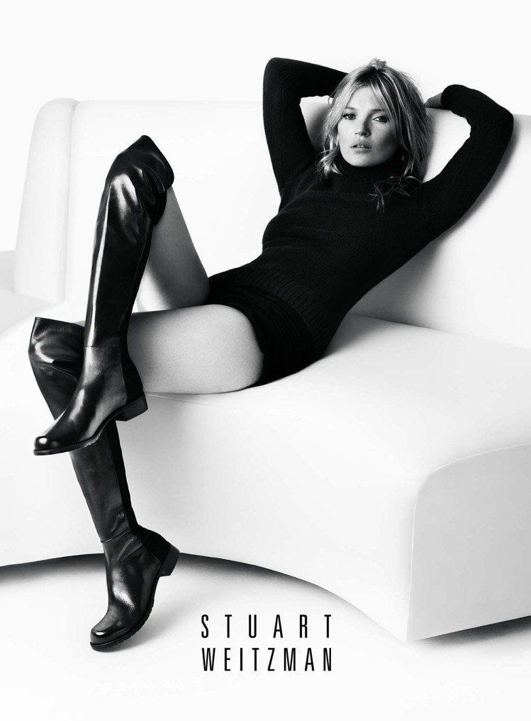 無論如何,說Kate Moss是跨越時代的style icon絕不為過。圖/St...