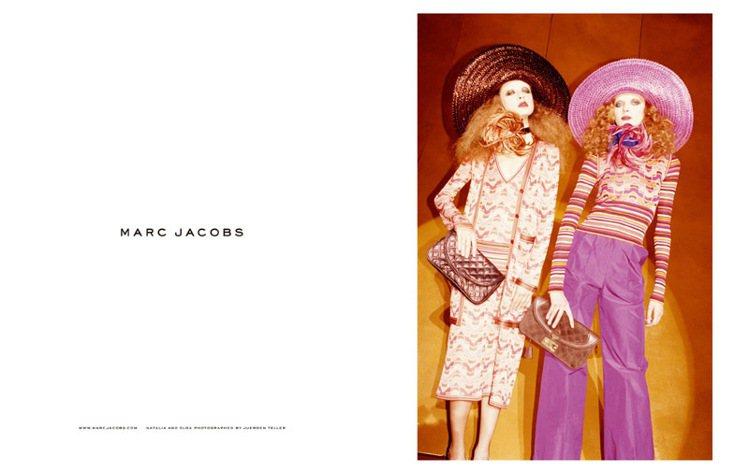Marc Jacobs 2011春夏系列向《計程車司機》的七○年代 look 致...