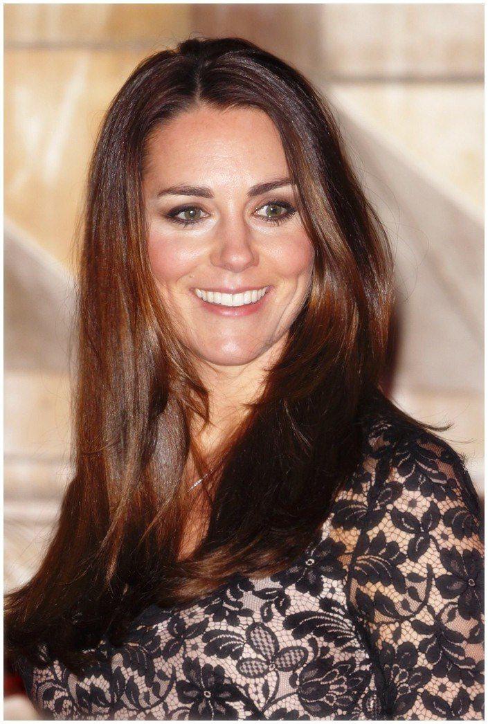現年32歲、今年產下小王子的凱特深得英國女性的心,是大家心目中最美麗的偶像。圖/...