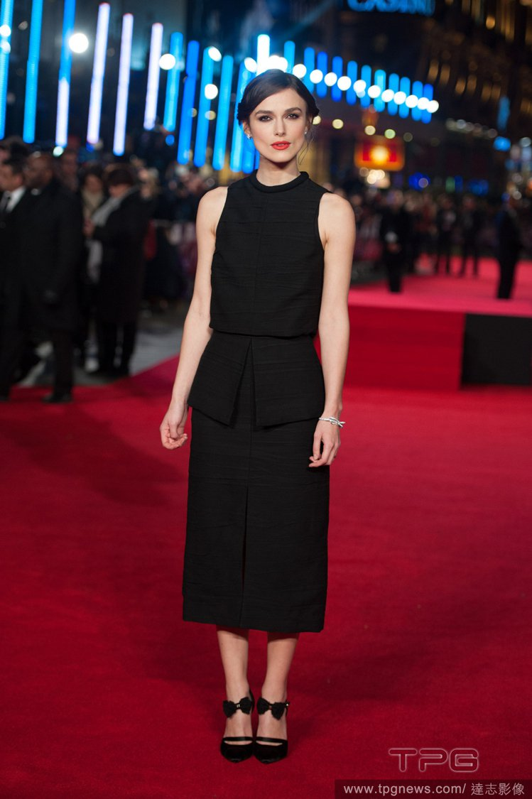 綺拉奈特莉(Keira Knightley)在新電影《Begin Again》中...