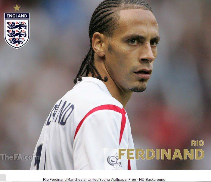 英格蘭前隊長費迪南,可是位造型多變、名副其實的足球「型男」。黑人辮子頭、光頭等辨...