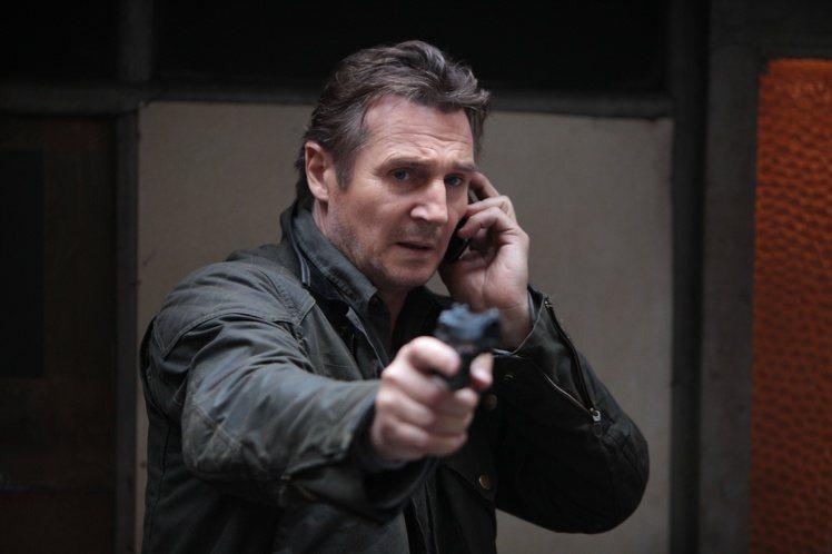 連恩尼遜(Liam Neeson)是公認的銀幕硬漢。圖/GQ提供
