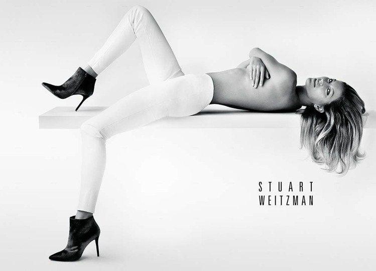 美國頂級精品女鞋 Stuart Weitzman 日前公佈了 2014 秋冬最新...