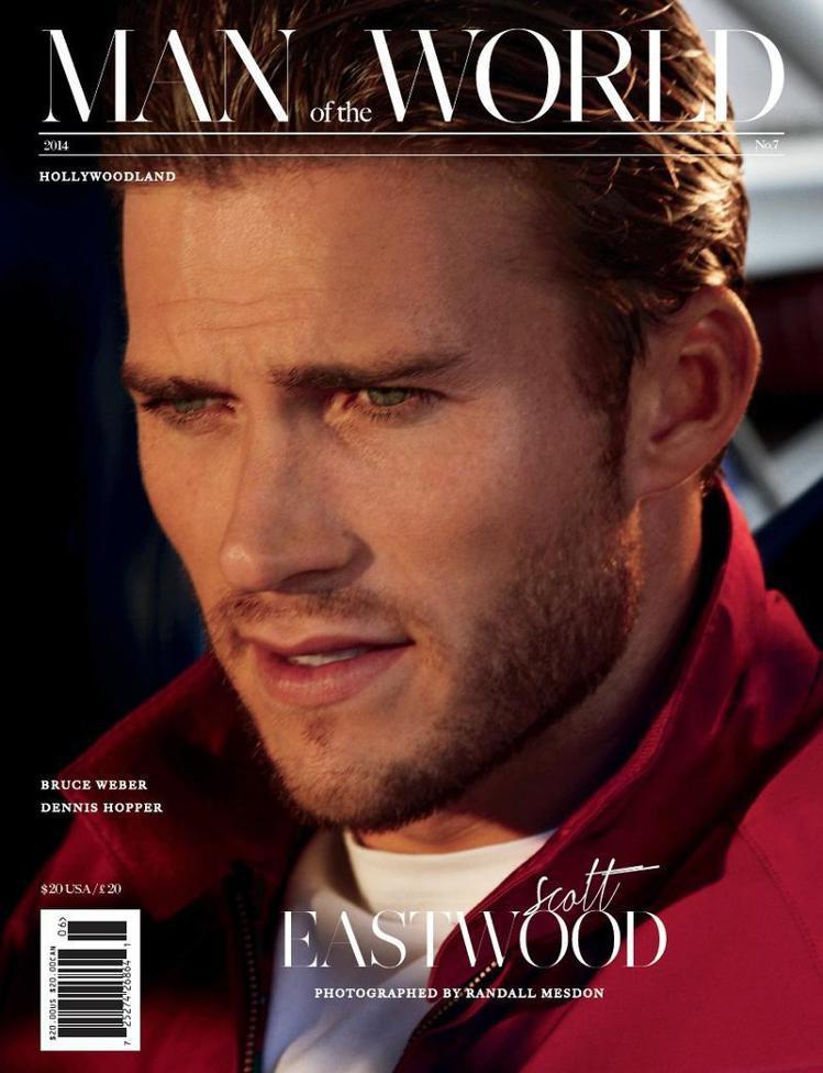 史考特伊斯威特(Scott Eastwood)神韻像極了克林伊斯威特年輕時的樣子...