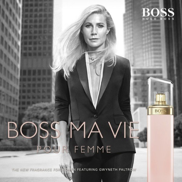 葛妮絲派特羅代言HUGO BOSS女香「Boss Nuit」廣告出爐,女裝設計師...