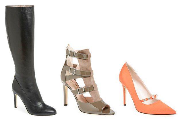 莎拉潔西卡派克推出第二波「SJP」女鞋設計系列。圖/擷取自washingtoni...