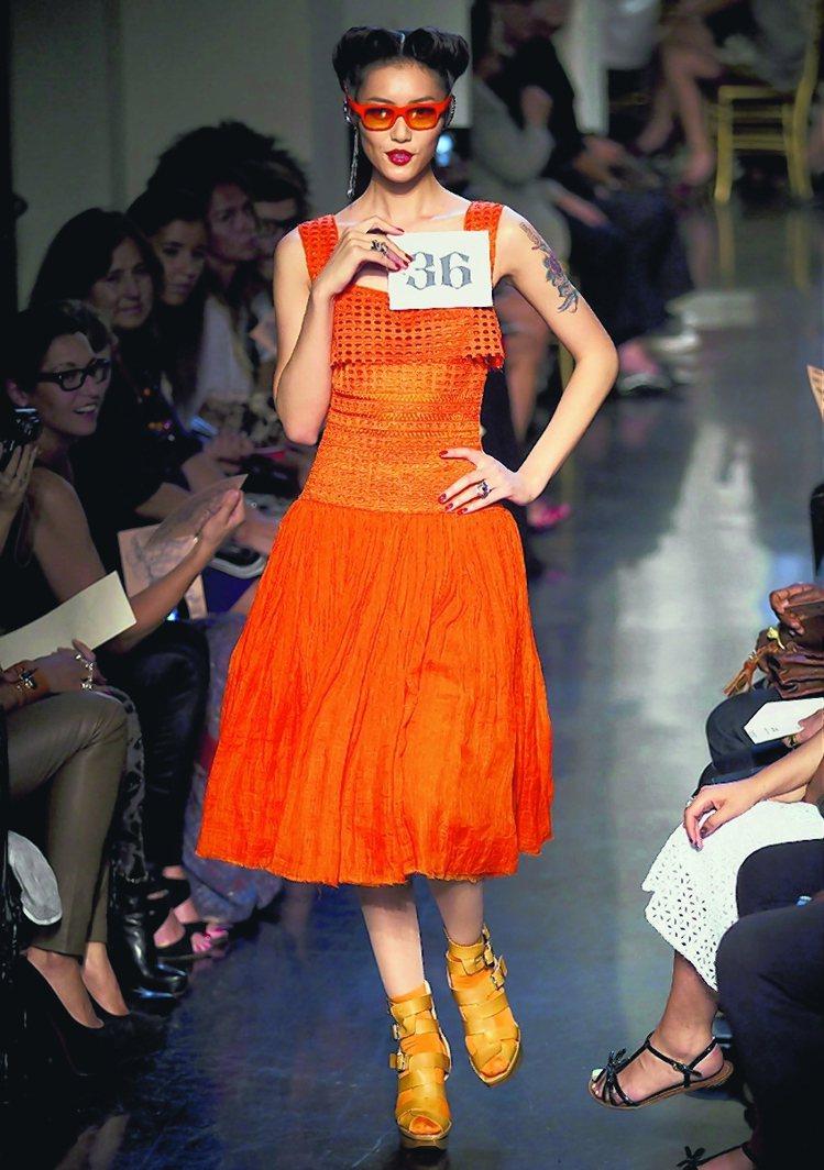 時尚頑童Jean Paul Gaultier宣布,將停止品牌的男女裝系列。圖/達...