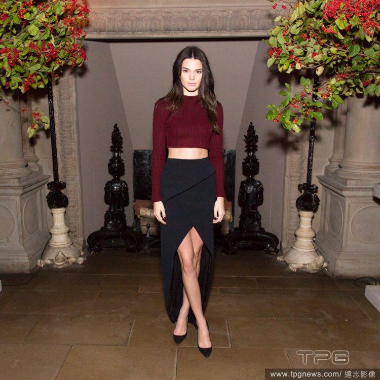 坎達爾珍娜(Kendall Jenner)入選《TIME》雜誌「2014 最有影...