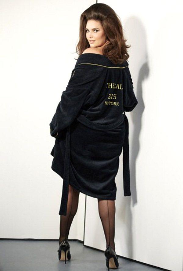 16號大尺碼名模 Candice Huffine 入鏡義大利輪胎大廠倍耐力(Pi...