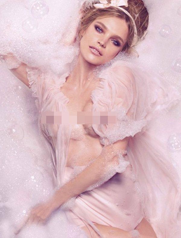 Natalia Vodianova入鏡義大利輪胎大廠倍耐力(Pirelli)20...