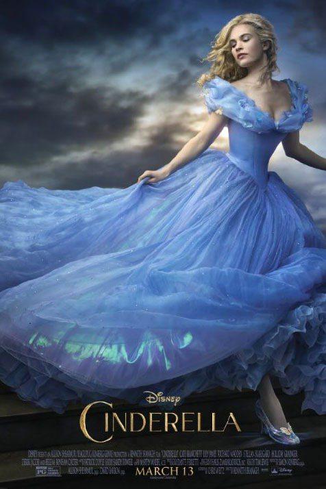 灰姑娘則由《唐頓莊園》女星Lily James飾演,本片預計2015年3月上映。...