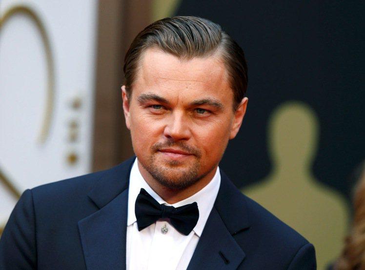 李奧納多狄卡皮歐奪下男演員中的最高名次,拿到第11名,再度證明他的票房魅力。圖/...
