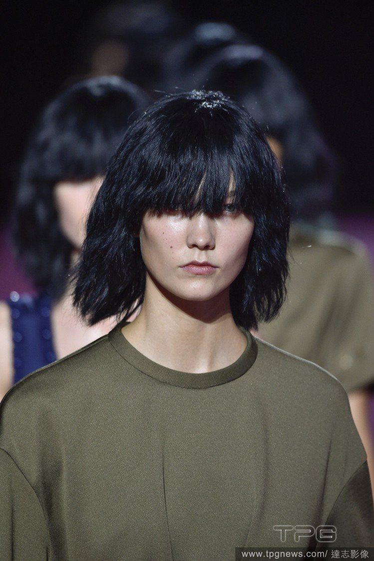 Karlie Kloss也將現身Marc Jacobs2015年春夏廣告。圖/達...