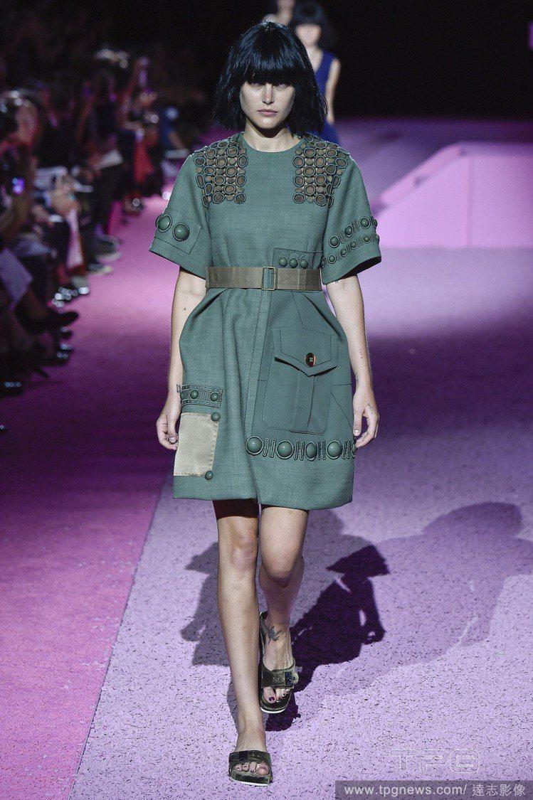 Jessica Stam也將現身Marc Jacobs2015年春夏廣告。圖/達...