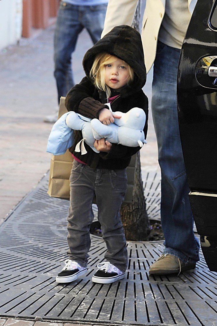 三歲的 Shiloh。圖/達志影像
