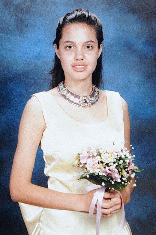 安潔莉娜裘莉(Angelina Jolie)。圖/擷自anothermag