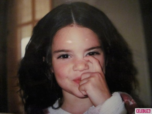 坎達爾珍娜(Kendall Jenner)。圖/擷自celebuzz.com